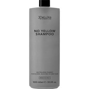 3Deluxe - Haarpflege - No Yellow Shampoo