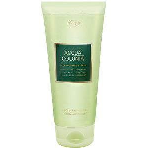4711 Acqua Colonia - Blood Orange & Ginger - Bath & Shower Gel Blood Orange & Basil
