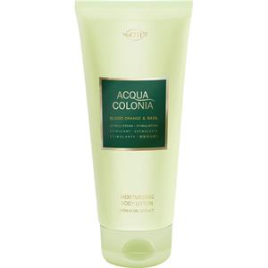 4711 Acqua Colonia - Blood Orange & Basil - Body Lotion Blood Orange & Basil