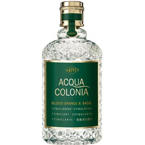 Image of 4711 Acqua Colonia Unisexdüfte Blood Orange & Basil Eau de Cologne Splash & Spray 170 ml