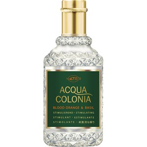 Image of 4711 Acqua Colonia Unisexdüfte Blood Orange & Basil Eau de Cologne Spray 50 ml