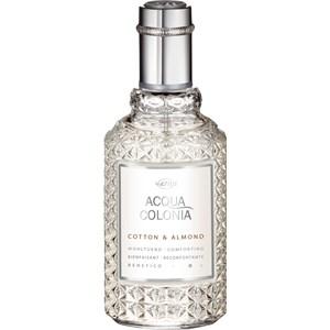 4711 Acqua Colonia - Cotton & Almond - Eau de Cologne Spray