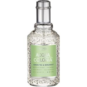 Image of 4711 Acqua Colonia Unisexdüfte Green Tea & Bergamot Eau de Cologne Spray 50 ml