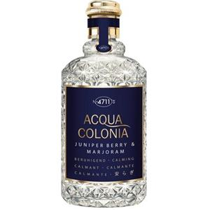 4711 Acqua Colonia - Juniper Berry & Marjoram - Eau de Cologne Splash & Spray