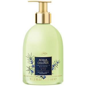 4711 Acqua Colonia - Juniper Berry & Marjoram - Hand Wash Soap