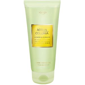 Image of 4711 Acqua Colonia Unisexdüfte Lemon & Ginger Bath & Shower Gel 200 ml
