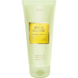 4711 Acqua Colonia - Lemon & Ginger - Body Lotion Lemon & Ginger