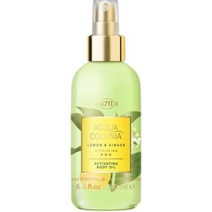 4711 Acqua Colonia - Lemon & Ginger - Body Oil