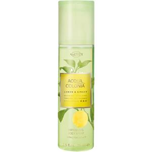 4711 Acqua Colonia - Lemon & Ginger - Body Spray Lemon & Ginger