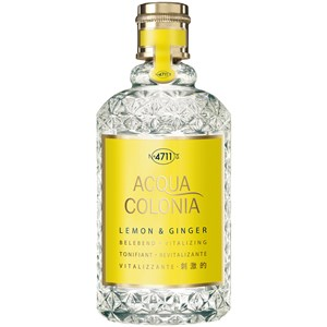 Image of 4711 Acqua Colonia Unisexdüfte Lemon & Ginger Eau de Cologne Splash & Spray 170 ml
