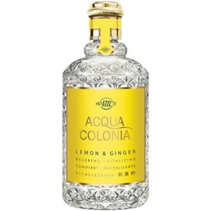 Image of 4711 Acqua Colonia Unisexdüfte Lemon & Ginger Eau de Cologne Spray 50 ml