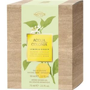 4711 Acqua Colonia - Lemon & Ginger - Geschenkset