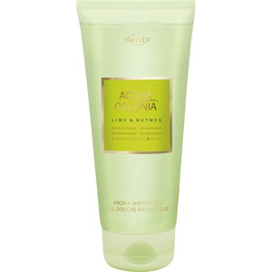 4711 Acqua Colonia - Lime & Nutmeg - Aroma Shower Gel