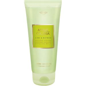 4711 Acqua Colonia - Lime & Nutmeg - Bath & Shower Gel