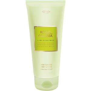 4711 Acqua Colonia - Lime & Nutmeg - Body Lotion Blood Orange & Basil