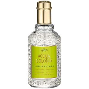 Image of 4711 Acqua Colonia Unisexdüfte Lime & Nutmeg Eau de Cologne Spray 50 ml