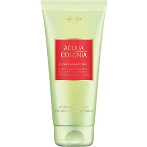 4711 Acqua Colonia - Lychee & White Mint - Aroma Shower Gel