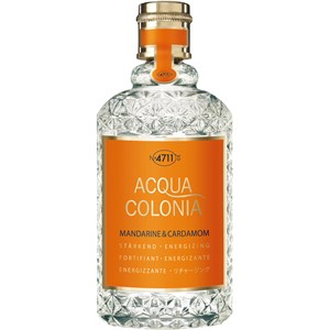 Image of 4711 Acqua Colonia Unisexdüfte Mandarine & Cardamom Eau de Cologne Splash & Spray 170 ml