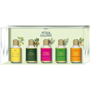 4711 Acqua Colonia - Mandarine & Cardamom - Miniaturen Set