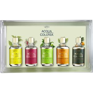 4711 Acqua Colonia - Mandarine & Cardamom - Miniaturenset