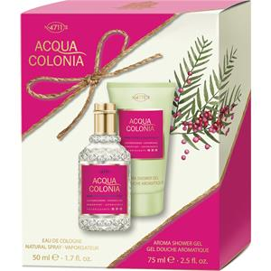 4711 Acqua Colonia - Pink Pepper & Grapefruit - Coffret cadeau