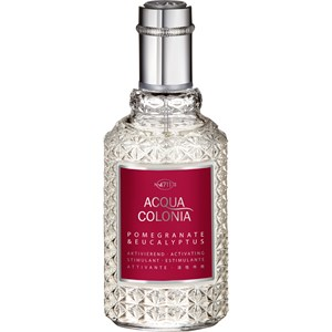 4711 Acqua Colonia - Pomegranate & Eucalyptus - Eau de Cologne Spray