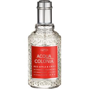 4711 Acqua Colonia - Red Apple & Chili - Eau de Cologne Spray