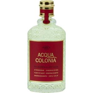 4711 Acqua Colonia - Rhubarb & Clary Sage - Eau de Cologne Splash & Spray