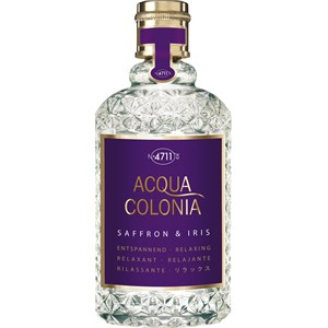 4711 Acqua Colonia - Saffron & Iris - Eau de Cologne Spray