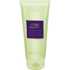 4711 Acqua Colonia - Saffron & Iris - Shower Gel