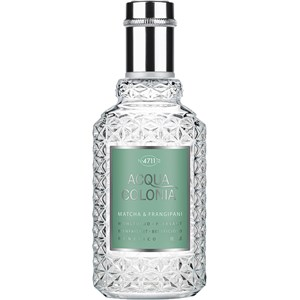 4711 Acqua Colonia - Tea Collection - Matcha & Frangipani Eau de Cologne Spray