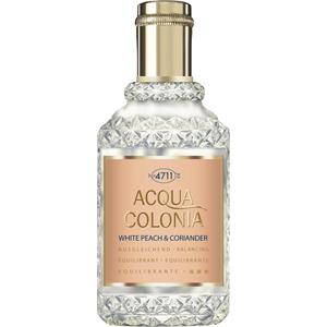 4711 Acqua Colonia - White Peach & Coriander - Eau de Cologne Spray