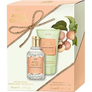 4711 Acqua Colonia - White Peach & Coriander - Geschenkset