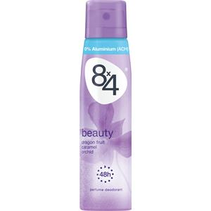 8x4 - Dames - Beauty Deodorant Spray