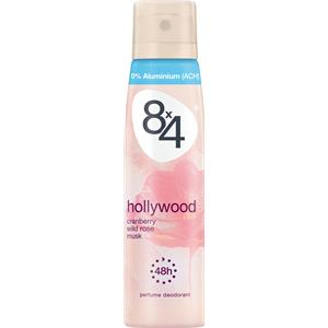 8x4 - Femmes - Hollywood Deodorant Spray