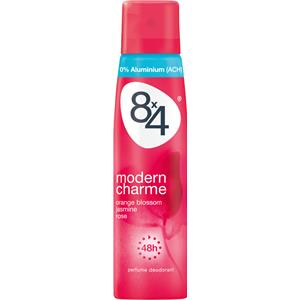 8x4 - Women - Modern Charme Deodorant Spray