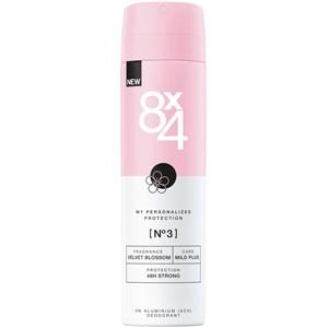 8x4 - Women - Spray 48H Strong Plus