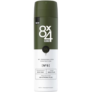 8x4 - Herren - Nr. 08 Wild Oak Spray 48H Strong Plus