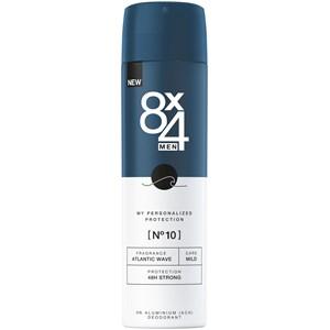 8x4 - Men - Spray 48H Strong Plus