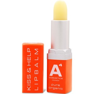 A4 Cosmetics - Gesichtspflege - Kiss & Help Lipbalm