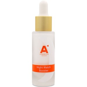 A4 Cosmetics - Ansigtspleje - Night Watch Booster
