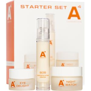 A4 Cosmetics - Facial care - Starter Set
