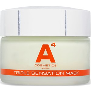 A4 Cosmetics - Gesichtspflege - Triple Sensation Mask