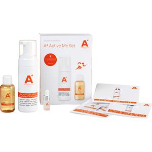 A4 Cosmetics - Gezichtsreiniging - Active Me Set