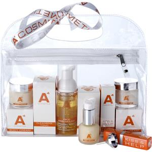 A4 Cosmetics - Gesichtsreinigung - Travel Set