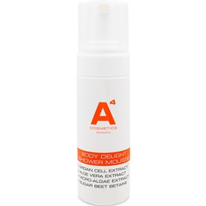 A4 Cosmetics - Lichaamsverzorging - Body Delight Shower Mousse