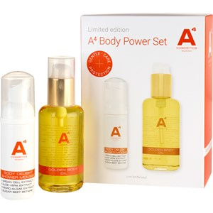 A4 Cosmetics - Lichaamsverzorging - Cadeauset