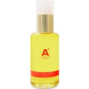 A4 Cosmetics - Kropspleje - Golden Body Oil