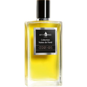 AFFINESSENCE - Collection Notes de Fond - Cedre-Iris Eau de Parfum Spray