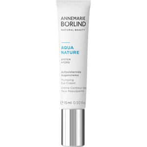 ANNEMARIE BÖRLIND - AQUANATURE - Boosting Eye Cream